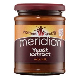 Meridian Yeast Extract with salt  Added Vitamin B12 340g
