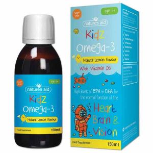 Natures Aid Kidz Omega 3 liquid 150ml