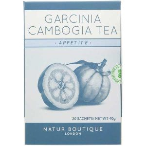 Natur Boutique Garcinia Cambogia Tea 20 Sachets