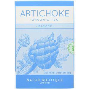 Natur Boutique Organic Artichoke Tea 20 sachets