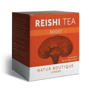 Natur Boutique Reishi Tea 20 Teabags