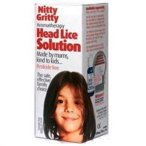 Nitty Gritty - Aromatherapy head lice solution 150ml