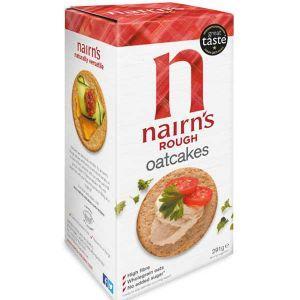Nairn's Organic Rough Oatcakes 291g
