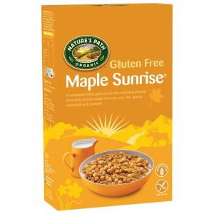 Nature's Path gluten-free Maple Sunrise Cereal 332g