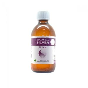 Optimised Energetics Colloidal Silver 20ppm 300ml