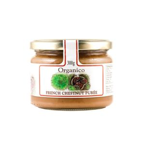 Organico Fresh Chestnut Puree 300g