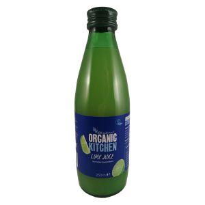 Organic Kitchen Organic Mexican Lime Juice 250ml