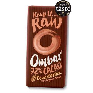 Ombar - Organic Chocolate Equadorian Cacoa 35g