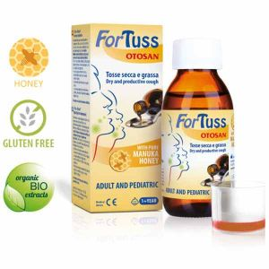 Fortuss Otosan - with Pure Manuka Honey Cough Syrup 180g