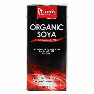 Plamil - Organic Soya 1 Litre