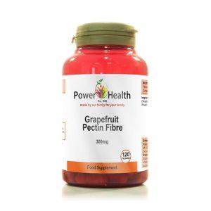 Power Health Grapefruit Pectin Fibre 300mg 120 Capsules