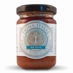 Prima Italia Organic Red Pesto 130g