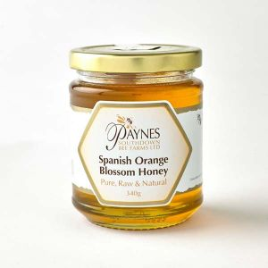 Paul Paynes Spanish Orange Blossom Honey (clear) 340g