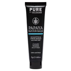 PURE Papaya Vapour Balm 25g