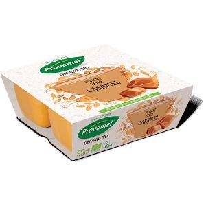 Provamel Caramel Soya Dessert 4 x 125g