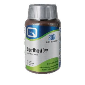 Quest Vegan Once a Day Multivitamin 30 Tablets