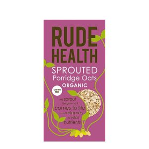 Rude Health Organic Gluten-free Sprouted Porridge Oats 500g