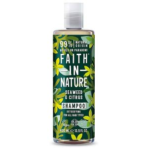 Faith In Nature Seaweed & Citrus Shampoo 400ml
