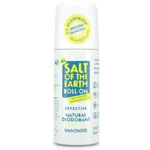 Salt of the Earth Unscented Roll-on Deodorant 75ml
