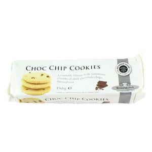 Simpkins Choc Chip Cookies 150g