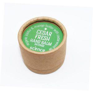 Scence Natural Skincare Cedar Fresh Hand Balm 35g