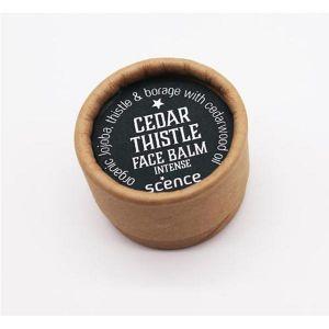 Scence Natural Skincare Cedar Thistle Face Balm 35g