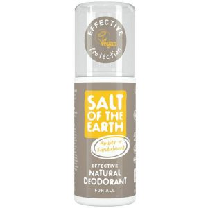 Salt of the Earth Amber & Sandalwood Deodorant 100ml