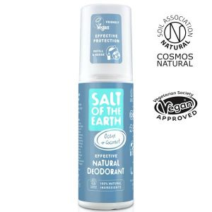Salt of the Earth Ocean and Coconut Deodorant Spray 100ml