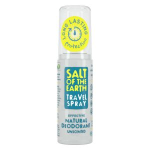 Salt Of The Earth Natural Travel Spray Deodorant 50ml