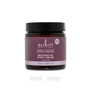Sukin Natural Skincare Restorative Night Cream 120ml