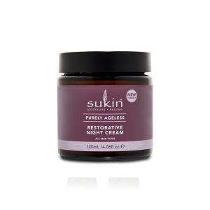 Sukin Natural Skincare Restorative Night Cream 120ml
