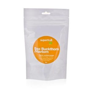 Superfruit Sea Buckthorn/Havtorn 90g