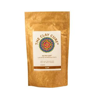 The Clay Cure Superfine Nutri Clay Powder 500g