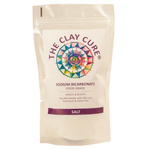 The Clay Cure Sodium Bicarbonate 250g