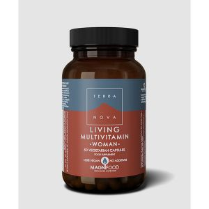 Terranova Living Multivitamin Women 50 capsules