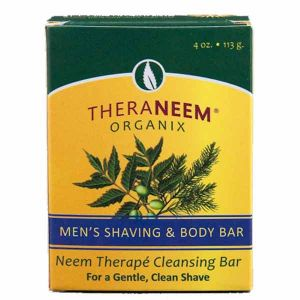Theraneem Naturals Men's Shaving & Body Bar 113g