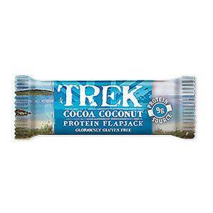 Trek - Protein Flapjack Cocoa Coconut 50g
