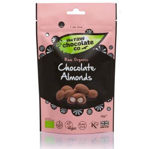 The Raw Chocolate Co Raw Chocolate Almonds 110g
