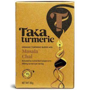 Taka Turmeric Masala Chai 15 Teabags