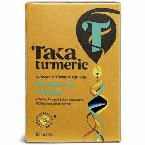 Taka Turmeric Rooibos Vanilla 15 Teabags