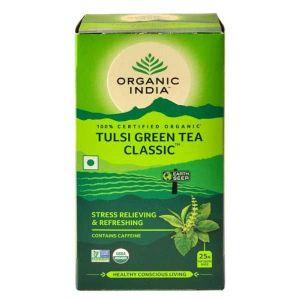 Organic India Tulsi (holy Basil) 25 Teabags