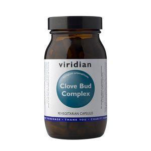 Viridian Clove Bud Complex 90 Vegan Capsules