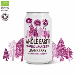 Whole Earth Organic Sparkling