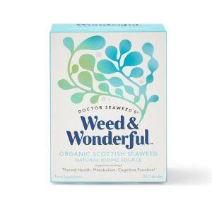 Weed & Wonderful Organic Seaweed Capsules 60 capsules