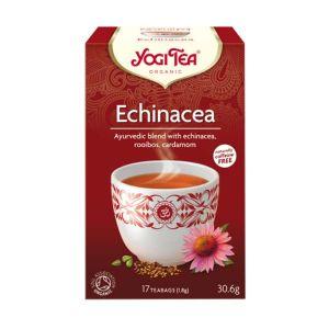 Yogi Tea Organic Echinacea 17 Tea Bags