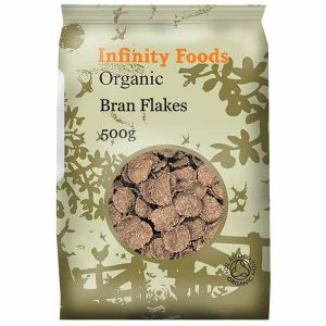 Infinity Foods Organic Bran Flakes