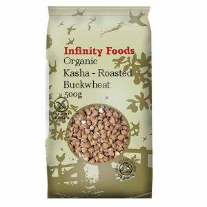 Infinity Foods Organic Kasha Roast Buckwheat