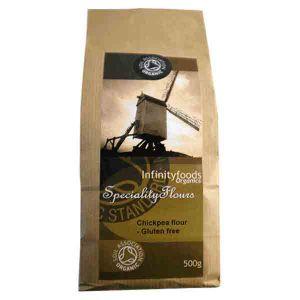 Infinity Foods Organic Chickpea Flour