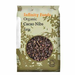 Infinity Foods Organic Cacoa Nibs