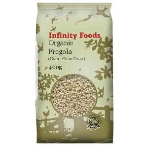 Infinify Foods Organic Fregola (Giant Cous Cous) 400g
